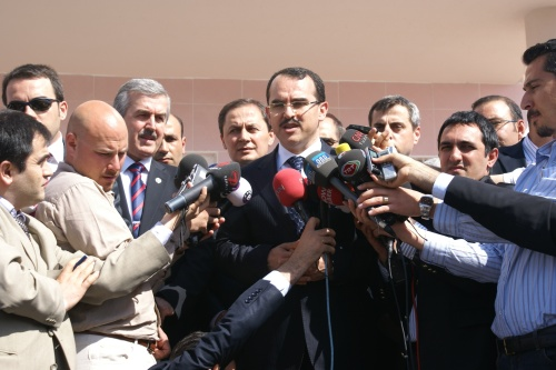 Adalet Bakanı Sadullah Ergin