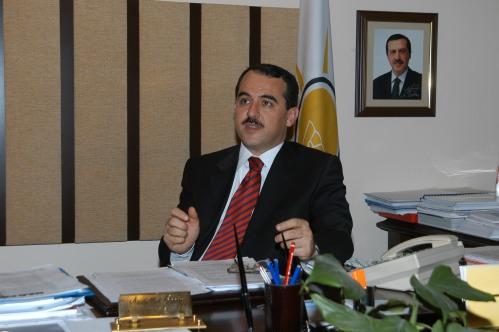 Adalet Bakanı Sadullah ERGİN